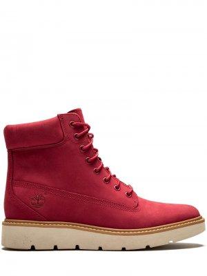 Ботинки Kenniston 6 Timberland. Цвет: красный