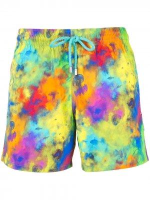 Плавки-шорты Moorise Vilebrequin. Цвет: разноцветный