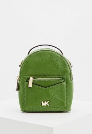 Рюкзак Michael Kors. Цвет: зеленый