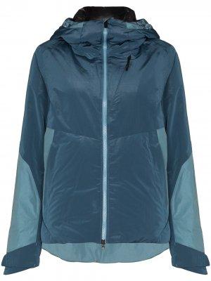 Куртка Ashley с капюшоном Holden. Цвет: синий