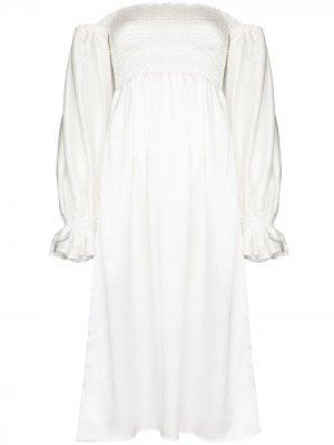 Ночная сорочка Atlanta Sleeper. Цвет: белый
