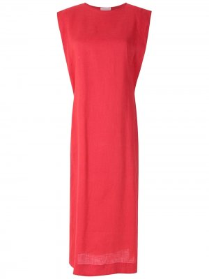 Платье-туника Sopro PIU BRAND. Цвет: красный