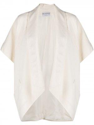 Пиджак 1970-х годов с лацканами-шалькой A.N.G.E.L.O. Vintage Cult. Цвет: нейтральные цвета
