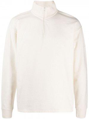 Пуловер Virgil Soulland. Цвет: нейтральные цвета