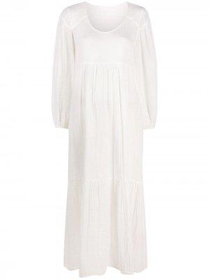 Платье Empress Raquel Allegra. Цвет: белый