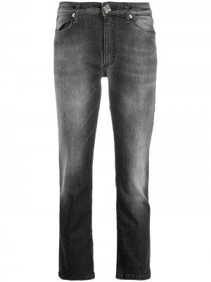 Узкие джинсы прямого кроя Dondup. Цвет: черный