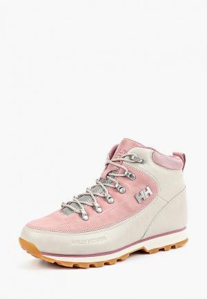 Ботинки Helly Hansen. Цвет: розовый
