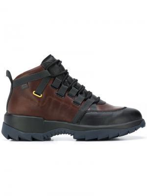 Helix hiking boot Camper. Цвет: коричневый