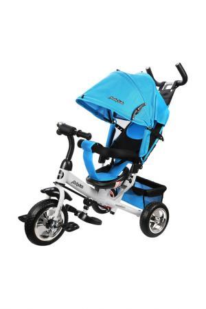 Велосипед 3-х колесный MOBY KIDS. Цвет: голубой
