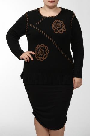 Пуловер Alain Weiz. Цвет: черный