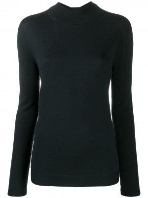 Пуловер Aurora Wolford. Цвет: черный