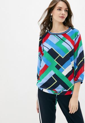 Блуза Betty Barclay. Цвет: разноцветный