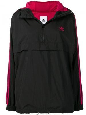 Ветровка Leoflage Adidas. Цвет: черный