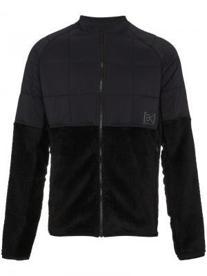 Флисовая куртка Hybrid Insulator Burton Ak. Цвет: чёрный