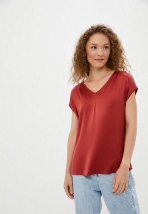 Блуза Betty Barclay. Цвет: красный