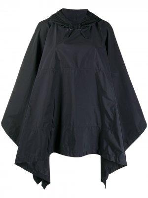Кейп Alness с капюшоном Mackintosh. Цвет: черный