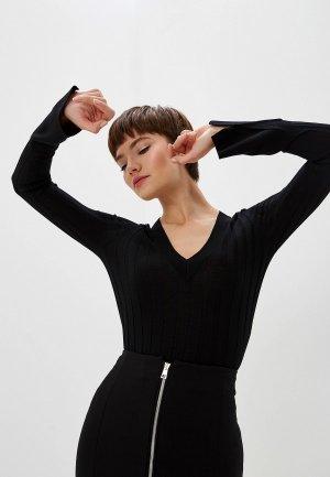 Пуловер Pinko. Цвет: черный