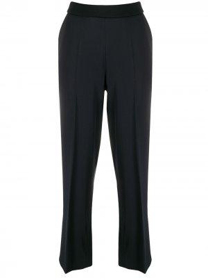 Укороченные брюки свободного кроя Ports 1961. Цвет: синий