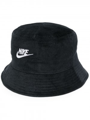 Панама NSW с логотипом Nike. Цвет: черный