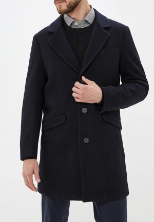 Пальто Antony Morato. Цвет: синий