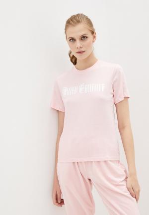 Футболка Juicy Couture. Цвет: розовый