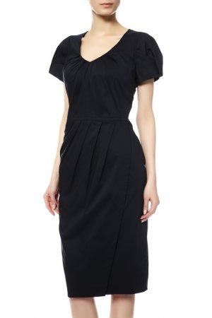 Платье SONIA BOGNER. Цвет: мультицвет