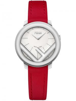 Часы Run Away Fendi. Цвет: красный