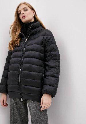 Куртка утепленная Add. Цвет: черный