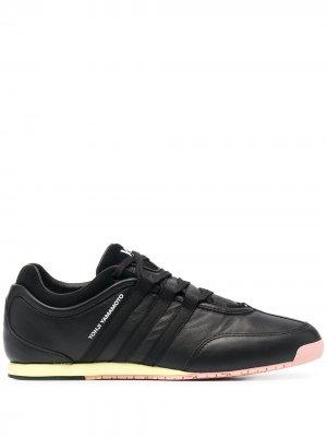 Кроссовки Boxing из коллаборации с adidas Y-3. Цвет: черный