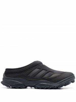 Мюли Consortium GSG adidas. Цвет: черный