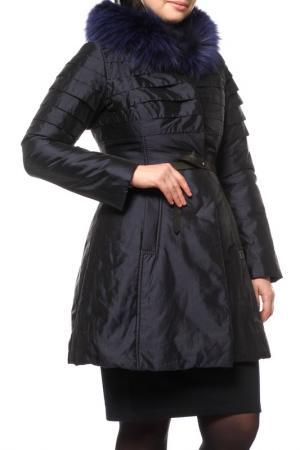 Пальто Violanti. Цвет: мультицвет