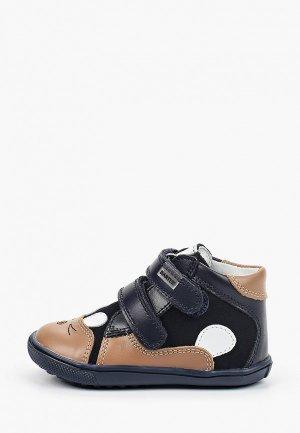 Ботинки Bartek. Цвет: разноцветный