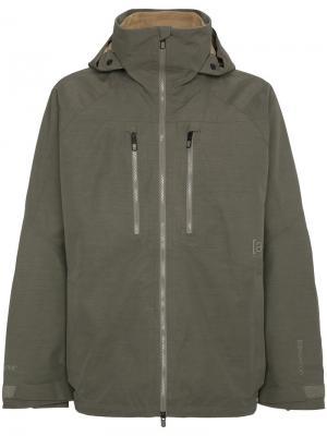 Куртка Gore-Tex Swash Burton Ak. Цвет: зелёный