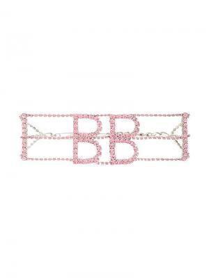 Чокер Brave Barbara Bologna. Цвет: розовый