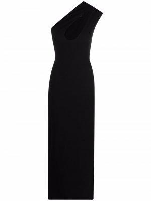 Платье макси Krista Solace London. Цвет: черный