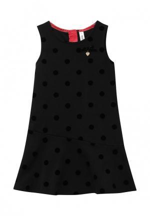 Платье Acoola. Цвет: черный