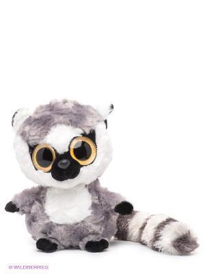 Мягкая игрушка AURORA. Цвет: серый, белый