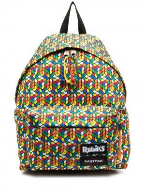 Рюкзак с принтом Eastpak. Цвет: красный
