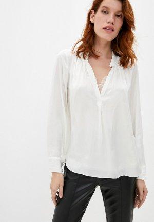 Блуза Zadig & Voltaire. Цвет: белый