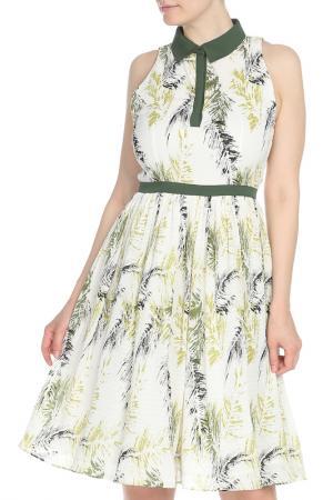 Платье Isabel Garcia. Цвет: elm green