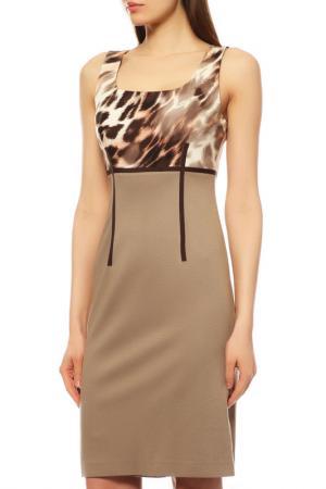 Платье ANNA RACHELE. Цвет: цветной