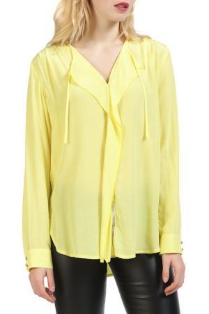 Блуза Apanage. Цвет: lemon