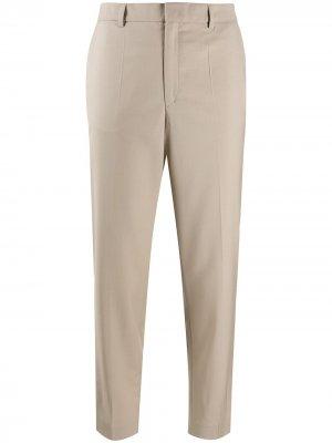Укороченные брюки Emma прямого кроя Filippa K. Цвет: нейтральные цвета