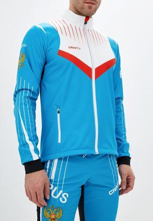 Олимпийка Craft. Цвет: голубой