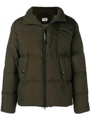 Padded jacket CP Company. Цвет: коричневый