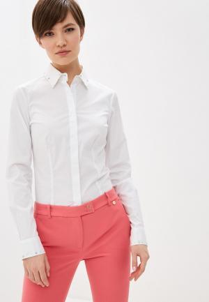 Рубашка Liu Jo. Цвет: белый
