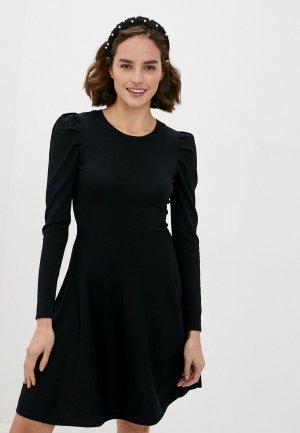 Платье Y.A.S. Цвет: черный