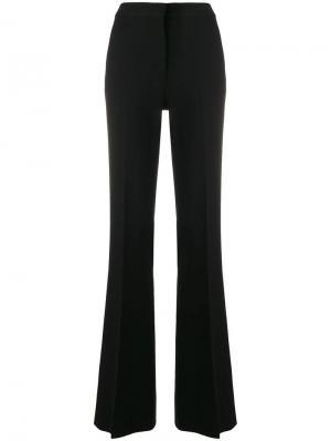 Раскшенеееые брюки Emilio Pucci. Цвет: черный