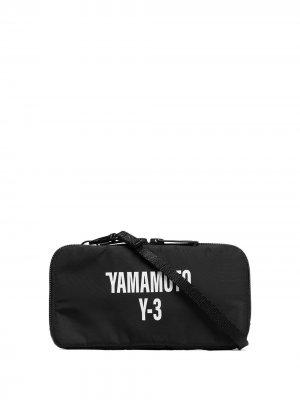 Клатч CH2 с логотипом Y-3. Цвет: черный