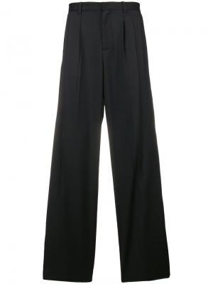 Carrot trousers Chalayan. Цвет: черный